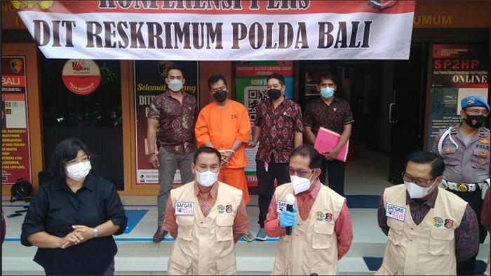 Jadi Mafia Tanah 5,5 Ha, Mantan Kepala Desa di Nusa Penida Kini Mendekam di Sel Tahanan Polda Bali