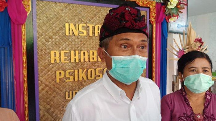 RSJ Bali Rencanakan Tambah Ruang Perawatan Pasien Covid-19