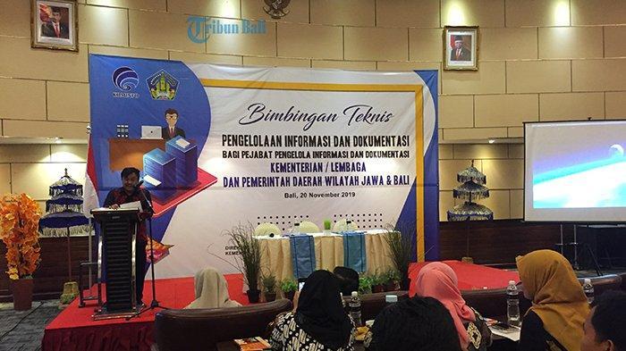 Tingkatkan Pelayanan Informasi Publik, Kemkominfo Gelar Bimtek Bagi 200 PPID Wilayah Jawa dan  Bali