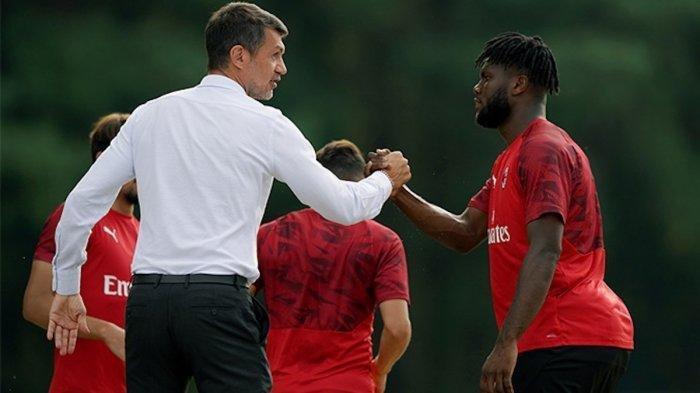 Tuntut Gaji Selangit, Batas Kesabaran AC Milan Soal Franck Kessie Memuncak, Ambil Atau Angkat Kaki?