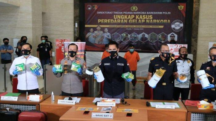 Narji Ditangkap Simpan 17 Kilogram Sabu, Berikut Ini Petualangan Anggota Geng Motor & Kurir Narkoba