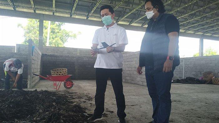 Klungkung Entaskan Masalah Sampah Secara Terintegrasi, Lingkungan Bersih, Penghasilan Adalah Bonus