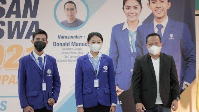 On the Job TrainingDigelar 3 Bulan,457 Mahasiswa Alfa Prima Akan Ditempatkan di 173 Perusahaan