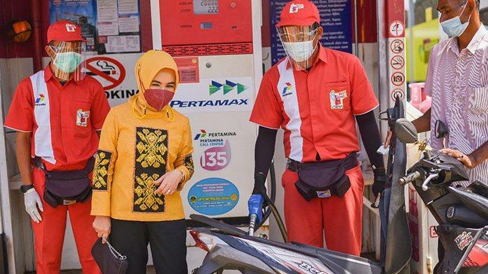 Layanan Pertashop di Mengwi Badung Diminati Masyarakat, Distribusi Tembus 1.000 Liter per Hari