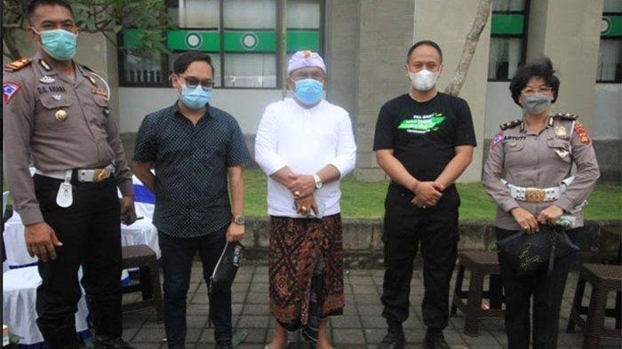 Pihak Ditlantas Polda Bali Temui Bupati Tamba, Kabupaten Jembrana Bersiap Dipasangi ETLE