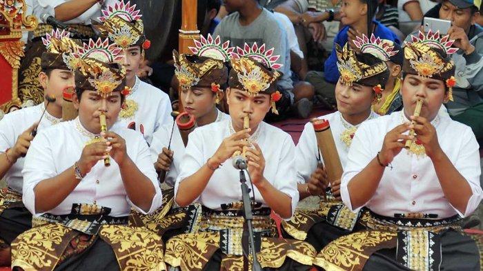 Dinas Kebudayaan Kota Denpasar Mendata Sebanyak 378 Kesenian yang Tergolong Tua, Klasik dan Sakral