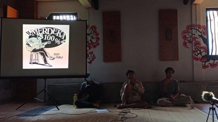 Diskusi Pasraman Air: Pemanfaatan Air Tanah di Bali di Atas 70 Persen, Terutama Bali Selatan