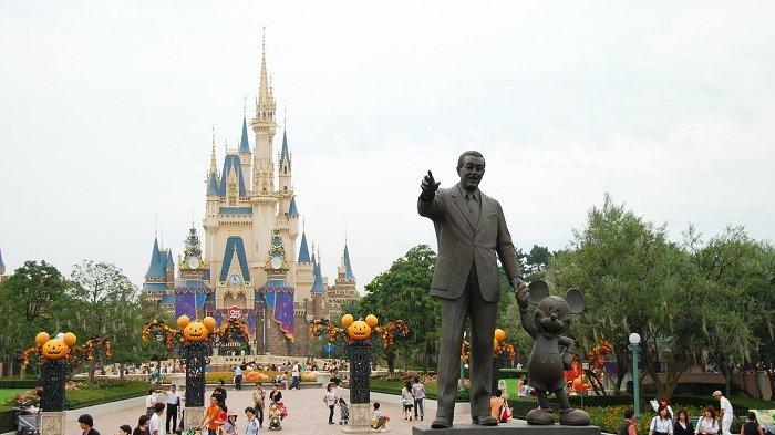 Tak Usah ke Luar Negeri, Akan Ada Disneyland di Indonesia, Waktu Tempuhnya 17 Jam Dari Bali