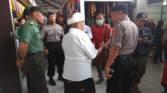 Disperindag Klaim Seluruh Pedagang Sudah Mau Pindah ke Pasar Loka Crana