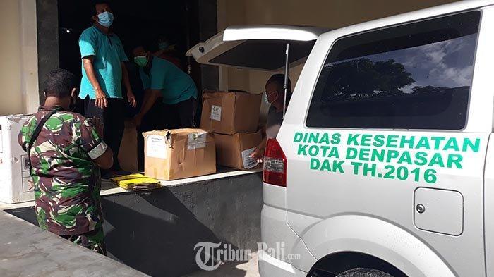 Vaksinasi Covid-19 di Denpasar Dimulai Besok, Vaksin Sinovac Mulai Didistribusikan ke 17 Fasyankes
