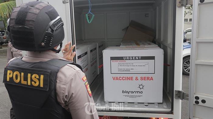 10 Pejabat di Badung Sudah Diusulkan Namanya Untuk Vaksin Perdana, Salah Satunya Bupati dan Wakilnya
