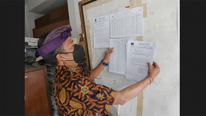Pemilih Baru Bertambah 2.466 Orang Hingga Akhir Mei, KPU Tabanan Gencar Lakukan Pemutakhiran Data