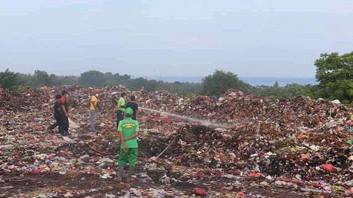 Produksi Sampah di Buleleng Capai 100 Ton/Hari, DLH Pakai Sistem Sanitary Landfill Kurangi Tumpukan