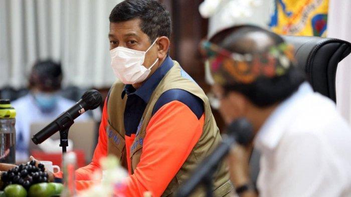 Cegah Penularan Covid-19, Doni Monardo Minta Koster Bentuk Satgas Karantina Khusus di Bali