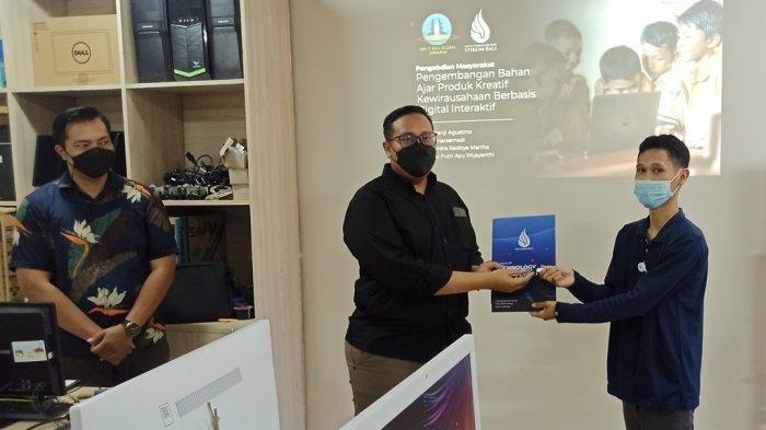 Dosen ITB STIKOM Bali Ciptakan Inovasi Pembelajaran Daring, Berlandaskan Tri Dharma Perguruan Tinggi