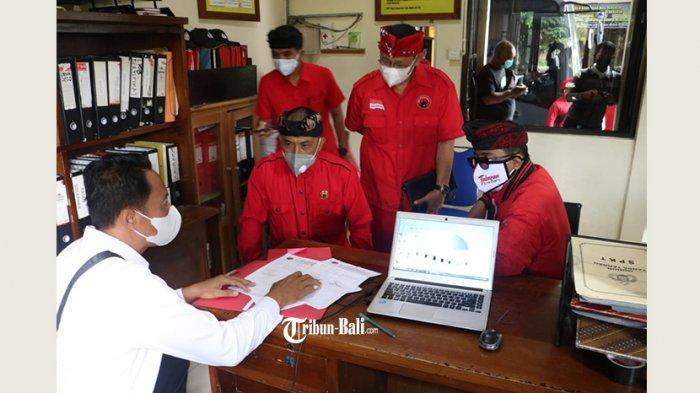 PDIP Tabanan Laporkan 15 Akun Medsos ke Polisi, Dugaan Hoax Ketum DPP PDIP Megawati Soekarnoputri