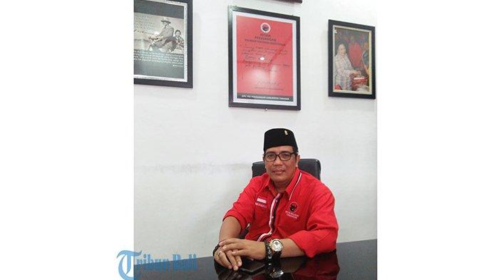 PDI P Tabanan Siap Ikuti Aturan Panwaslu Terkait Deklarasi di Pura