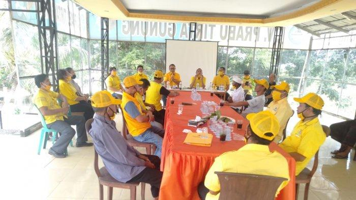 Golkar Jaring Aspirasi: Transmisi Lokal Tinggi, Warga Banjar Minta Perketat Pintu Masuk