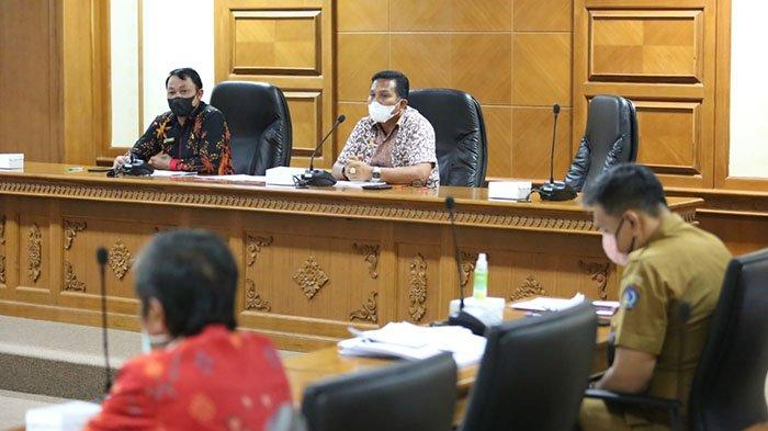 DPRD Badung Rancang Rumah Rehabilitas untuk Pecandu Narkoba pada Pembahasan Ranperda P4GN