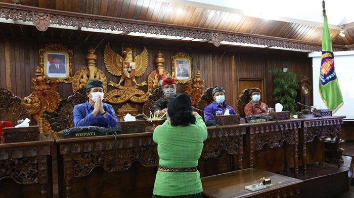 DPRD Klungkung dan Eksekutif Bahas Ranperda Kepemudaan Serta Ranperda Perlindungan Perempuan & Anak