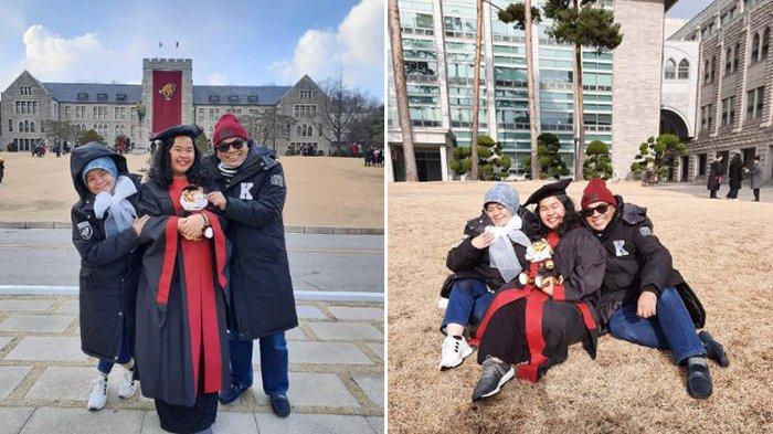 Korsel Siaga Merah, Virus Corona Membatalkan Wisuda Alira di Korea University Business School