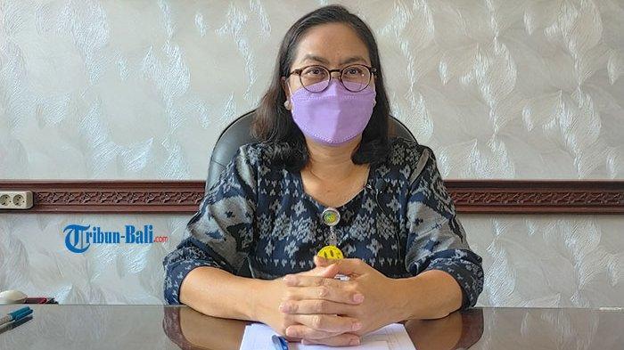Dr. dr. Ketut Ariawati, Sp.A (K) selaku Direktur Pelayanan Medik, Keperawatan dan Penunjang RSUP Sanglah Denpasar