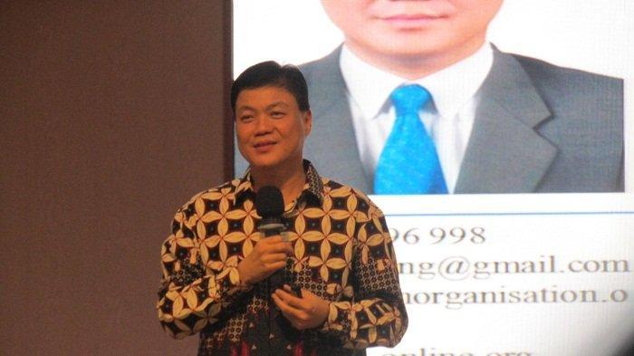 Ini HarapanDokter Susianto, Seorang Dokter dan Konsultan Gizi pada Menteri Kesehatan yang Baru