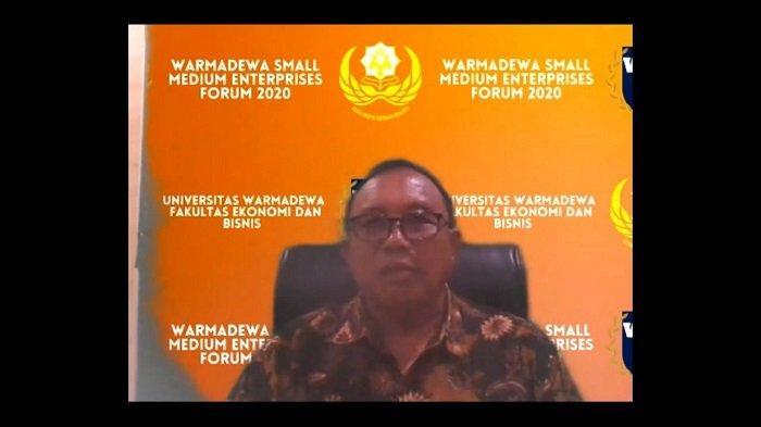 Warmadewa SMEs Forum Dorong Percepatan Digitalisasi UMKM di Bali