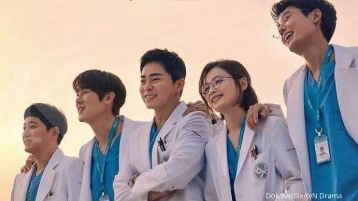 Sinopsis Drama Korea Hospital Playlist 2 Episode 12, Ik Sun dan Jun Wan Kembali Berkencan