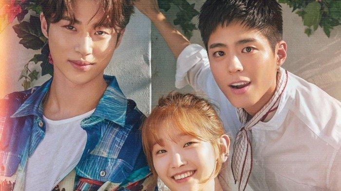Drama Korea atau drakor Record of Youth (tvN) via Tribunjogja.com