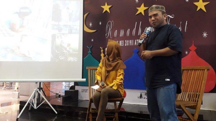Kajian Cinta Keluarga Saat Ngabuburit Ramadan di Renon Plaza