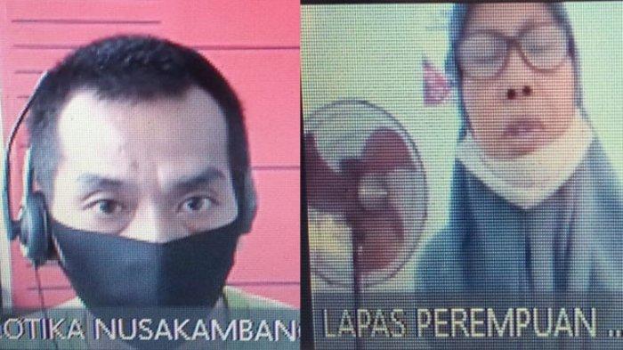 Komplotan Pengedar Narkotik Jaringan Luar Negeri Dituntut 15 Tahun, Hambali Dkk Ajukan Pembelaan