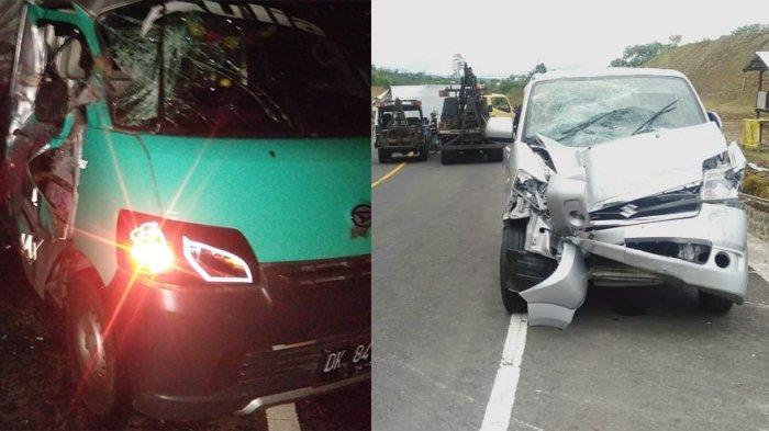 Dalam Sehari Terjadi Dua Kecelakaan Beruntun di Bali, Satu Keluarga Dilarikan ke RSUD Buleleng