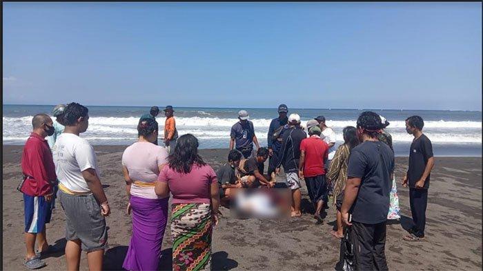 Kronologi 2 Pengunjung yang Sedang Melukat di Pantai Muara Denpasar Tewas Terseret Ombak