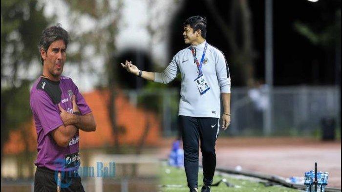 Dua Pelatih Bali United Berambisi Isi Kursi Timnas Indonesia Senior, Siapa Layak?