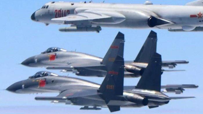 Ini Jawaban dan Alasan Beijing Terkait Latihan Militer China di Dekat Perbatasan Taiwan
