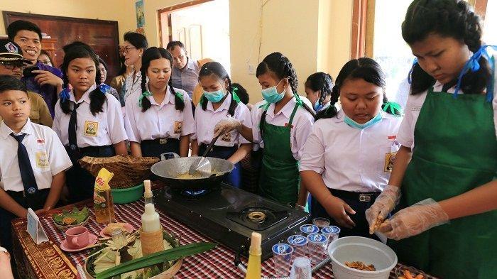 2 Sekolah Wakili Klungkung dalam Lomba Penanggulangan Kanker Tingkat Provinsi Bali
