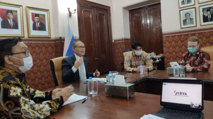 Dubes RI di Moskow Luncurkan Indonesia-Russia Youth Association, Jadi Jembatan Pemuda Dua Negara