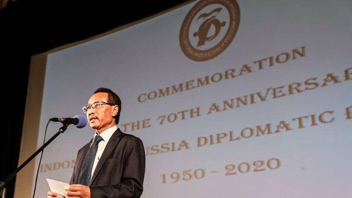 """Film """"Lima"""" Awali Perayaan 70 Tahun Hubungan Diplomatik Indonesia-Rusia di Moskow"""