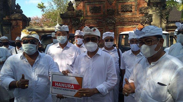 Langkah Makin Mulus Tarung di Pilkada Denpasar, Jaya-Wibawa Dapat Tambahan Dukungan dari Hanura