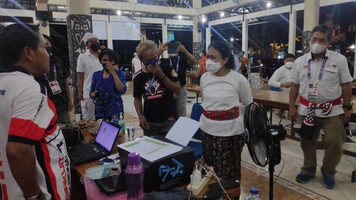 Menteri Bintang Puspayoga Dukung Kontingen Bali, Minta Atlet Totalitas dan Disiplin Prokes
