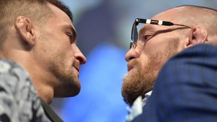 UFC 257 - Usai Buat McGregor Tak Berkutik, Dustin Poirier Ukir 2 Rekor Baru