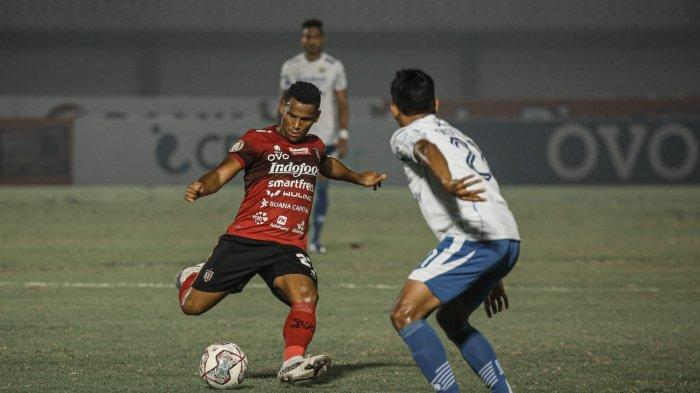 Opini Pemain Asing Bali United, Eber Bessa Soal Liga 1 Indonesia, Sebut Mirip dengan Liga Portugal