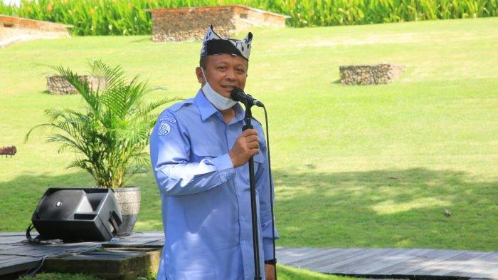 Kepincut Arsitektur Pendopo, Menteri Edhy Prabowo Akan Buat Event di Banyuwangi
