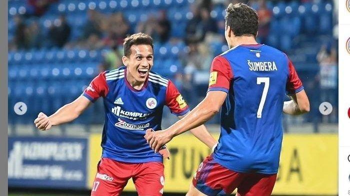 Debut Manis Egy Maulana Vikri Bersama FK Senica, Langsung Cetak  Asisst
