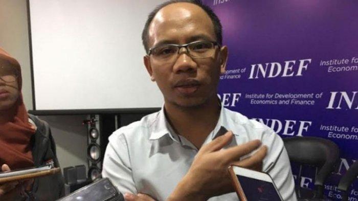 Indef Tak Yakin Pertumbuhan Ekonomi Indonesia Bisa Mencapai 5 Persen
