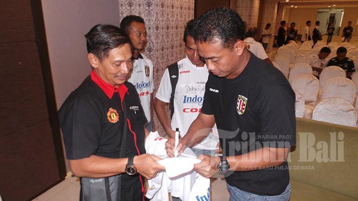 Hadapi Arema FC, Bali United Kembali Mengandalkan Tim Yang Kurang Menit Bermain Untuk Evaluasi