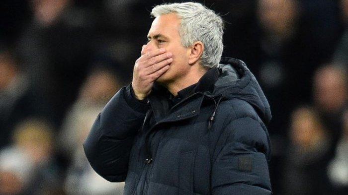 Jose Mourinho Ungkap Alasan Mengapa Dirinya Mau Jadi Pelatih AS Roma