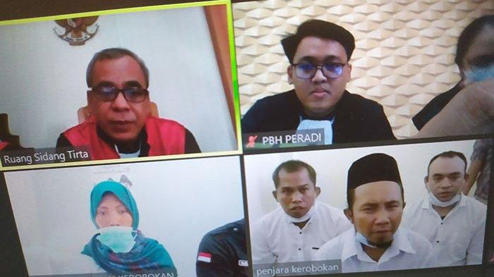 Bobol ATM di Seputaran Badung dan Denpasar, Komplotan Skimming Aris Dkk Dihukum 2,5 Tahun Penjara