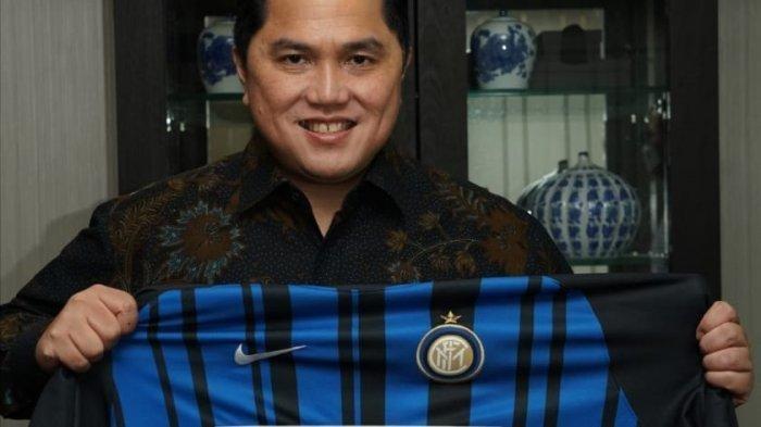 Owner Persis Solo Erick Thohir Dikabarkan Hibahkan Jersey Inter Milan dan Oxford ke Museum Ini